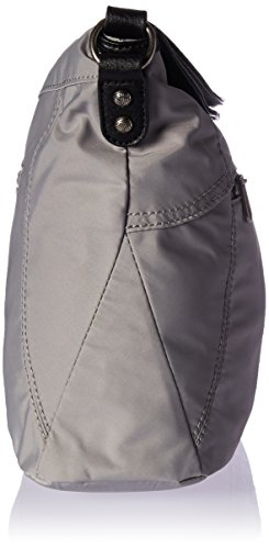 Nylon Grey Hobo Esperato Sak Flap The ZgnqEx1Sw1