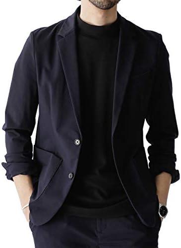 メンズ ジャケット 春夏 ビジネス テーラードジャケット 大きいサイズ カジュアル サマー上着 オシャレ
