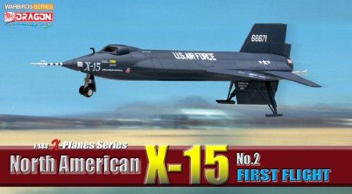 Dragon Models 1/144 North American X-15 No.2, First Flight