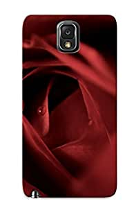 New Diy Design Scarlet Rose For Galaxy Note 3 Cases Comfortable For Lovers And Friends For Christmas Gifts