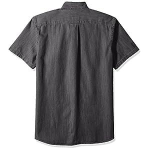 Amazon Brand – Goodthreads Men's Standard-Fit Short-Sleeve Denim Shirt