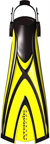 Atomic X1 Open Heel Blade Fin (X-Large, Yellow) -