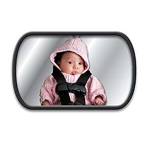 Espejo para el asiento trasero para beb s con 2 variantes for Espejo seguridad bebe