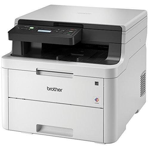 Brother Color Printer Printer Convenient Copy & Scan, Duplex Printing, Amazon Replenishment Enabled