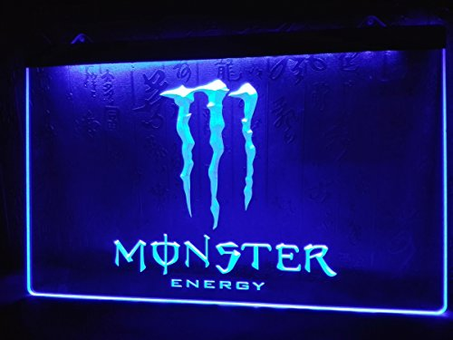 Monster Energy Drink LED Neon Sign Light (Monster Sign)