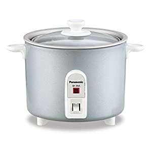 Amazon.com: Panasonic SR-3NAL 1.5-Cup Automatic Rice