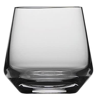 Schott Zwiesel Tritan Crystal Glass Pure Barware Collection Whiskey Cocktail Glass, 13.2-Ounce, Set of 6