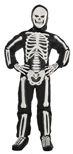 Children's Scary Bones Costume Size Large ()