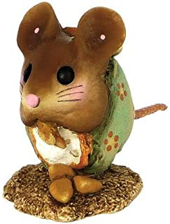product image for Wee Forest Folk NM-1 Nibble Mouse (Parsley Green)