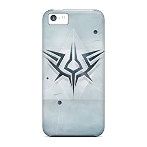 High-end Cases Covers Protector For Iphone 5c(assassins Creed Logo Alt)