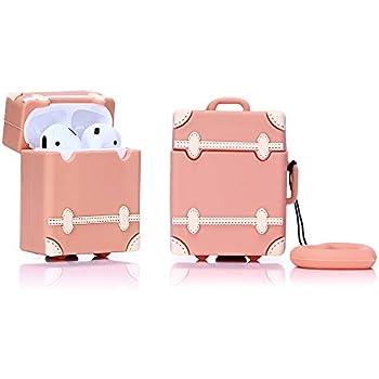 Amazon.com: UnnFiko Mini Trunk Airpods Case, Super Cute 3D