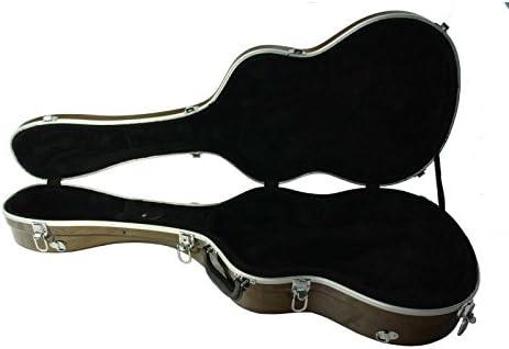 Estuche ABS para Guitarra Clásica, marca Cibeles (Dorado): Amazon.es: Instrumentos musicales