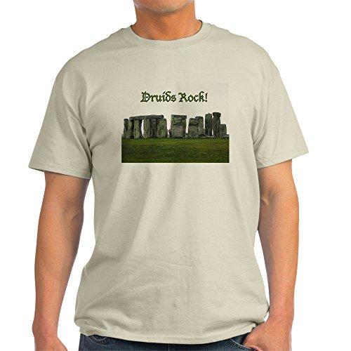 CafePress Druid Stonehenge - 100% Cotton T-Shirt - Avebury Stone Circle