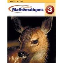 Mathematiques 3e Annee Manuel De L'eleve
