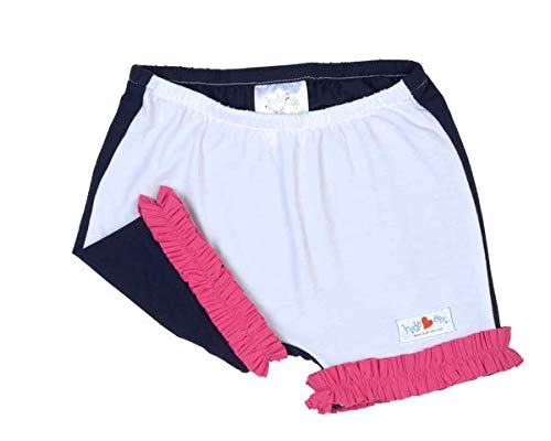 HIDE-EES: What Girls Wear Under Dresses,Skirts, Uniforms & Tutus (Fireworks 2t-4t)