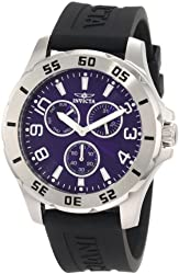 Invicta Men's 1807 Specialty Collection Multi-Function Rubber Watch