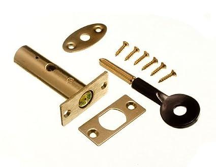 6 De cerraduras y llaves de seguridad puerta del rack de pernos y asterisco 60mm Eb