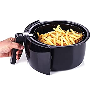 GoWISE USA 3.7-Quart Programmable 7-in-1 Air Fryer, GW22621