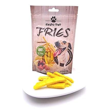 Resto Pet - Fries Sweet Potato Patatas Fritas para Perros ...