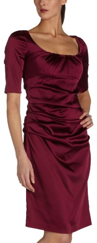 Suzi Chin Women's Scoopneck Dress