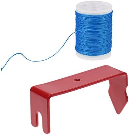 DYNWAVE アーチェリー ロープ 弓弦用糸 110m 強力靭性 交換用 セパレーター ボウストリング 全3色