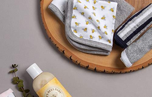 Burt's Bees Baby Washcloths