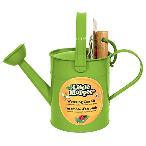Family Games Little Moppet Kids Gardening Watering Can Kit, Green by Family Games