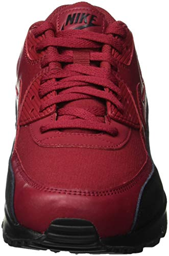 Ginnastica Scarpe 90 da Black 010 Air Red Uomo Crush Multicolore Max Essential NIKE HBqwYT6x