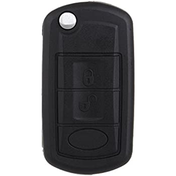 Amazon com: REPLACEMENT 3 button Remote fob KEY shell case