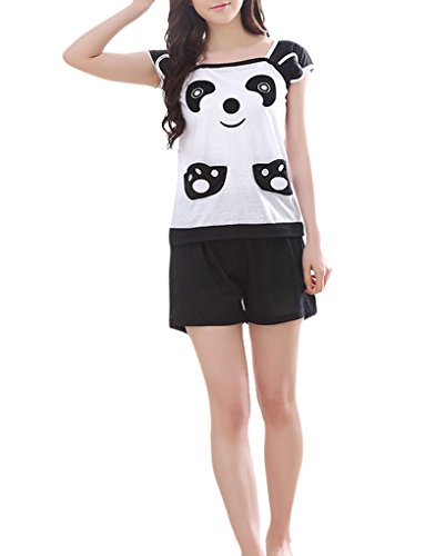 MyFav Pajamas Sleeveless Cartoon Sleepwear