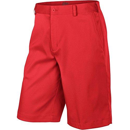 Nike Golf Men's Flat Front Short - 42 - Lt Crimson