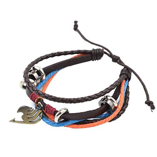 (Sleek Neek Anime Fairy Tail Bracelet Cosplay Accessory Pendant (Fairy Tail))
