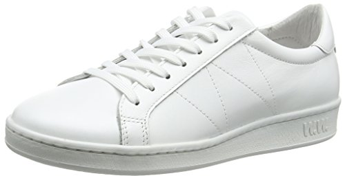 Chaussures En Bois Unisexe Adulte Blanc Baskets Bo (blanc)