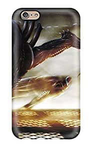 Defender Case Cover For Apple Iphone 4/4S , Alien Isolation Pattern