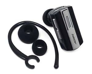 Importer520(TM) wireless bluetooth BT headset headphone earphone earpiece with dual pairing For Samsung Focus Flash 4G Windows Phone (AT&T) - Black