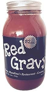 Tony Mandina's Restaurant Red Gravy
