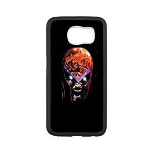 Samsung Galaxy S6 Cell Phone Case Black Magneto Anxpb