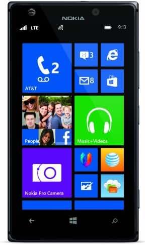 Nokia Lumia 925, Black 16GB (AT&T)