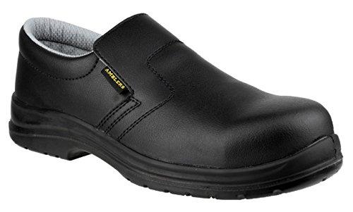 Fs661 Ponerse Free Amblers Zapatillas Negro Metal Unisex Zapatos IwPwqpxzd