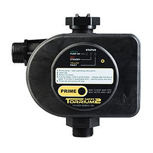 Davey BIT Torrium 2 TT45P - USA Low Pressure Intelligent Water Pump Controller - Davey Water Pump System for use with cistern holding tank water (Cistern Water Tank)