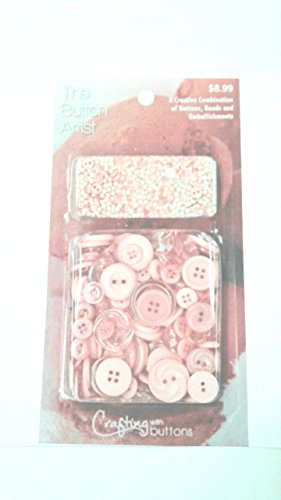 Blumenthal Lansing Company the Button Artist Pack (Fillings Various Mint)