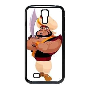 Samsung Galaxy S4 I9500 Phone Ceses Black Aladdin Razoul CF9625771