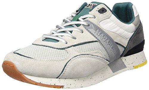 NAPAPIJRI FOOTWEAR Rabari, Sneaker Uomo Multicolore(off White)