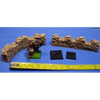 Pegasus Hobbies Prepainted Sandbags, Corners PGH5208 Model: 5208 : Baby