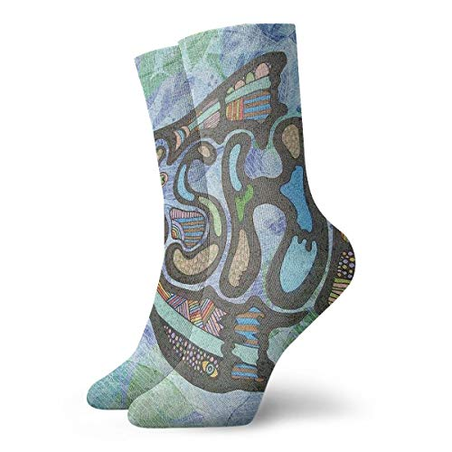 Phish Fish Rock Music Logo Classic Over The Calf Sock Athletic Team Stocking Unisex - Over Logo Sock
