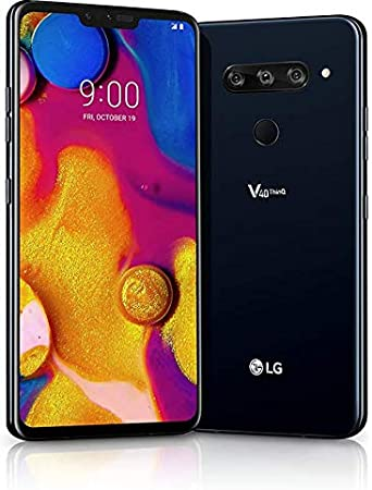 LG V40 ThinQ - Disco duro externo (64 GB), color negro: Amazon.es ...