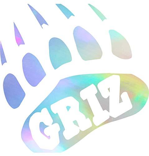 - NBFU DECALS Montana Grizzlies (Hologram) (Set of 2) Premium Waterproof Vinyl Decal Stickers for Laptop Phone Accessory Helmet CAR Window Bumper Mug Tuber Cup Door Wall Decoration
