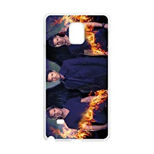 Fire Man Bestselling Hot Seller High Quality Case Cove Hard Case For Samsung Galaxy Note4