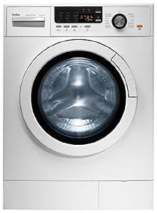 Amica WA 14237 - Lavadora (Independiente, Color blanco, Frente, 6 kg, 1400 RPM, A)