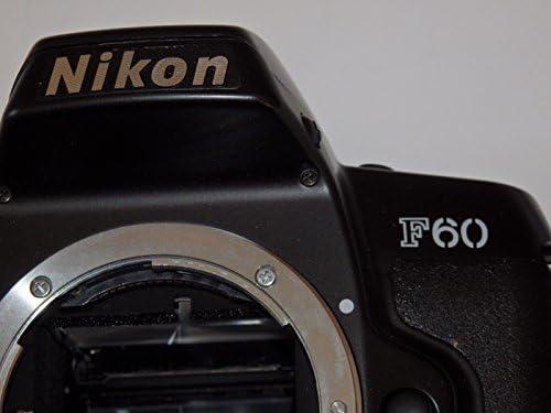 Camera en negro - Nikon F 60 F60 - Cámara réflex analógica - Sólo ...